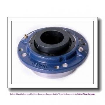 timken QAC15A211S Solid Block/Spherical Roller Bearing Housed Units-Single Concentric Piloted Flange Cartridge