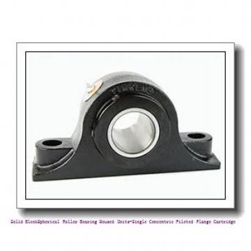 timken QVFY26V110S Solid Block/Spherical Roller Bearing Housed Units-Single V-Lock Round Flange Block