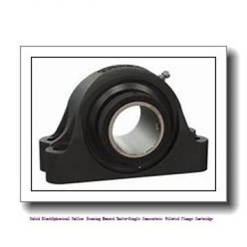 timken QAC18A080S Solid Block/Spherical Roller Bearing Housed Units-Single Concentric Piloted Flange Cartridge