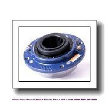 timken QVFX28V130S Solid Block/Spherical Roller Bearing Housed Units-Single V-Lock Round Flange Block