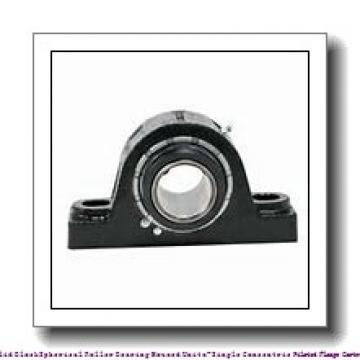 timken QAC18A090S Solid Block/Spherical Roller Bearing Housed Units-Single Concentric Piloted Flange Cartridge