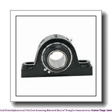 timken QVFY12V055S Solid Block/Spherical Roller Bearing Housed Units-Single V-Lock Round Flange Block