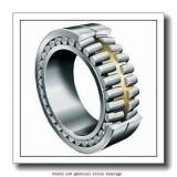 110 mm x 170 mm x 60 mm  SNR 24022EAK30W33 Double row spherical roller bearings