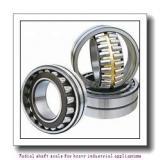skf 1050258 Radial shaft seals for heavy industrial applications