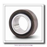 10 mm x 19 mm x 9 mm  skf GE 10 C Radial spherical plain bearings