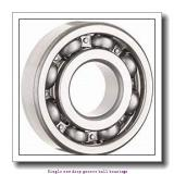 25 mm x 47 mm x 12 mm  NTN 6005C3 Single row deep groove ball bearings