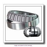 36,487 mm x 73,025 mm x 24,608 mm  NTN 4T-25880/25820 Single row tapered roller bearings